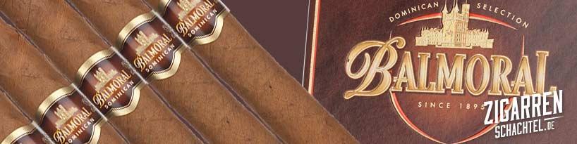 Balmoral Dominican Selection Zigarren