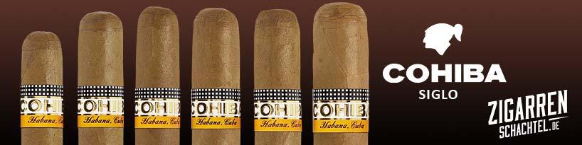 Cohiba Siglo Zigarren