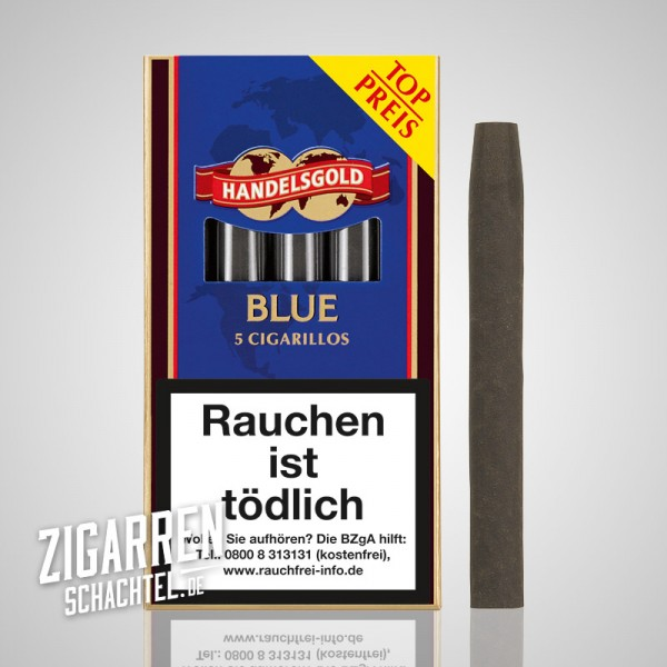 Handelsgold Blue (ehemals Sweets Blue)
