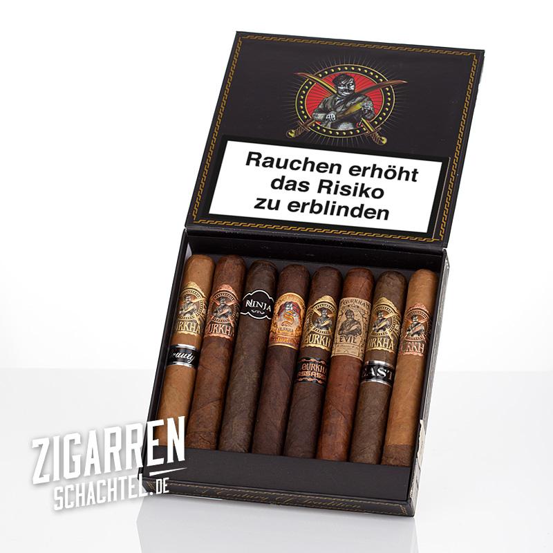 Gurkha Godzilla Pack Zigarren Sampler
