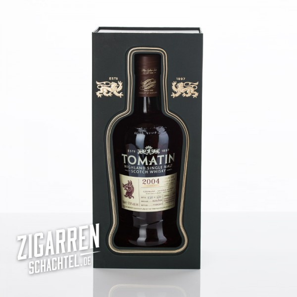 Tomatin Single Cask 2nd Edition 2004/2017
