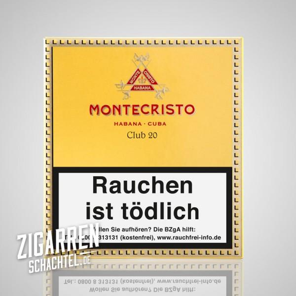 Montecristo Club, 20er Box