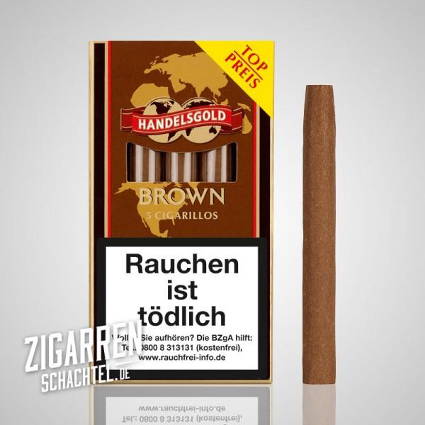 Handelsgold Brown (ehemals Sweets Brown)