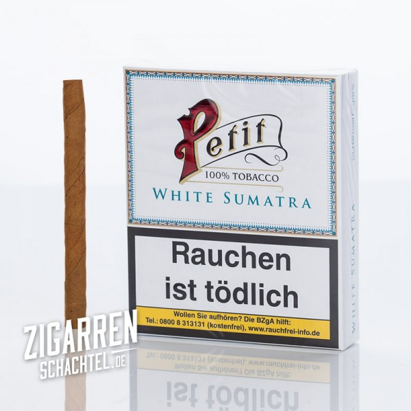 Nobel Petit White Sumatra (ehemals Fine Sumatra)