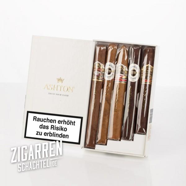 Ashton Zigarren Sampler