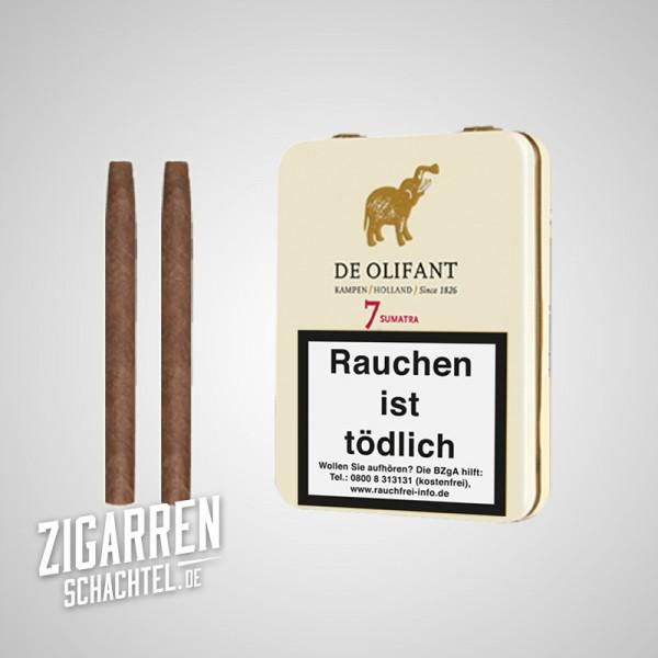 De Olifant Modern Mini Sumatra Zigarillos