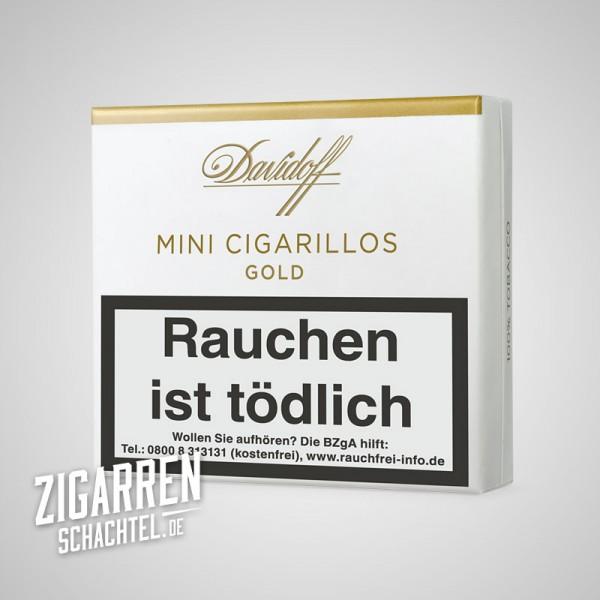 Davidoff Mini Gold Cigarillos 10er