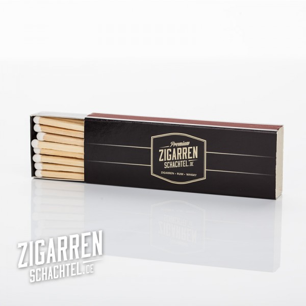 ZigarrenSchachtel.de Streichhölzer
