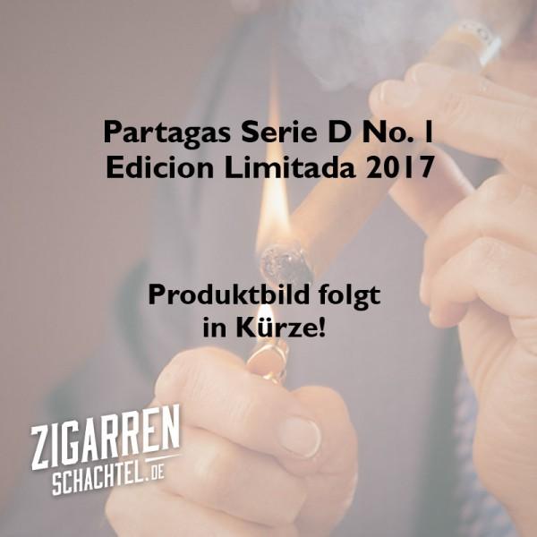 Partagas Serie D No. 1 Edicion Limitada 2017