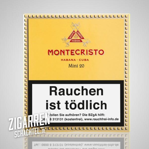 Montecristo Mini 20er Box