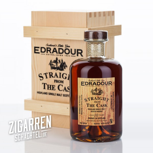 Edradour Sherry Wood Matured