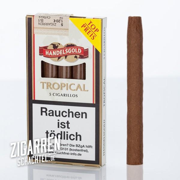 Handelsgold Tropical