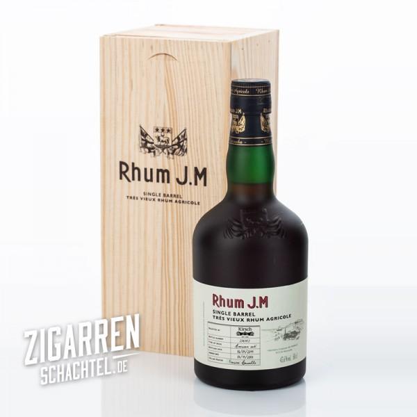 Rhum J.M Single Barrel 14 Jahre