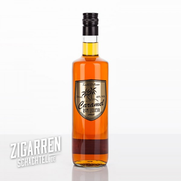 Taste Deluxe Caramel Rum