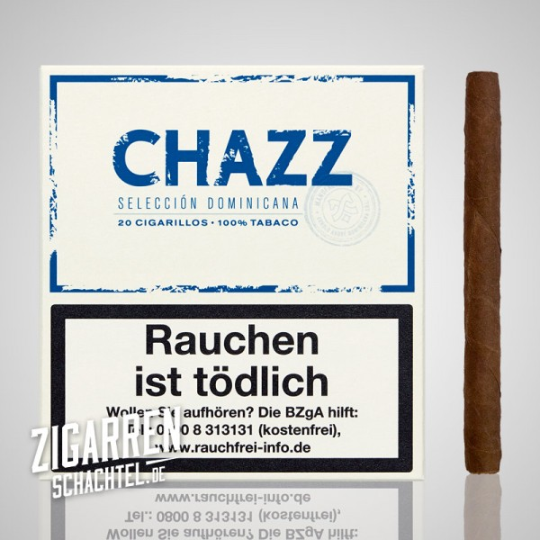 CHAZZ Cigarillo 20er Packung