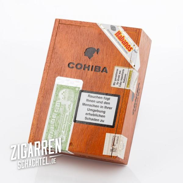Cohiba Siglo VI 10er Zigarrenkiste - leer