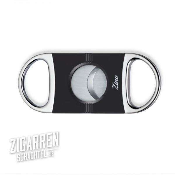 Zino Z2 Doppelcutter schwarz matt