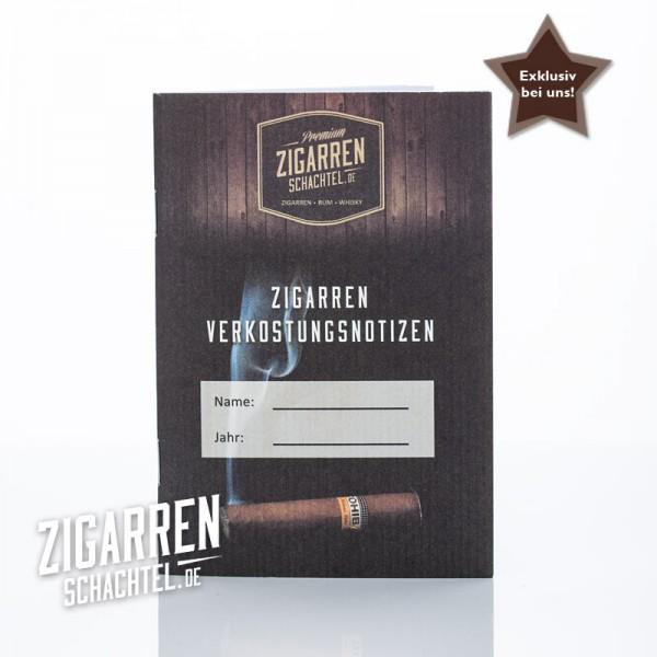 Verkostungsnotizbuch Zigarren