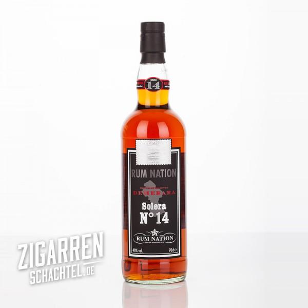Rum Nation No. 14 Demerara Solera