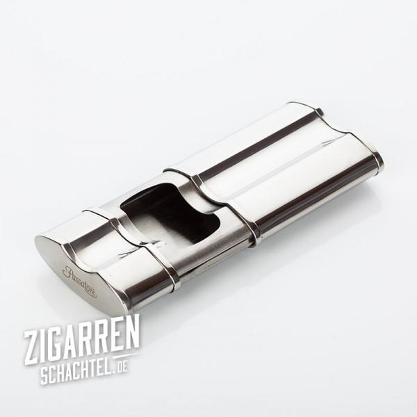 Passatore Taschen-Aschenbecher chrom poliert