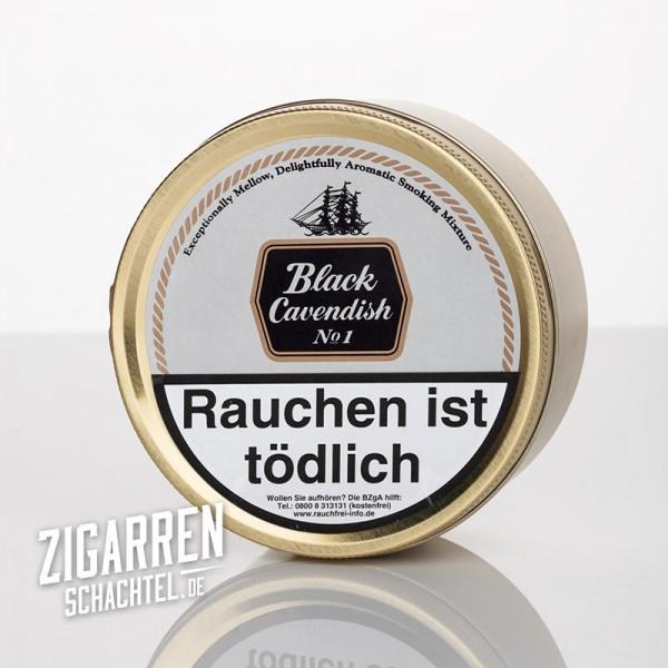 Black Cavendish No. 1 - 100 Gramm