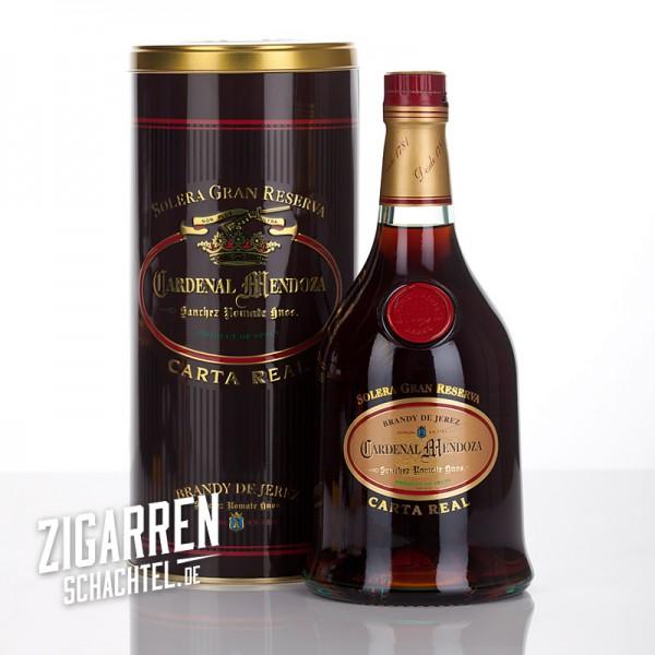 Cardenal Mendoza Carta Real Brandy
