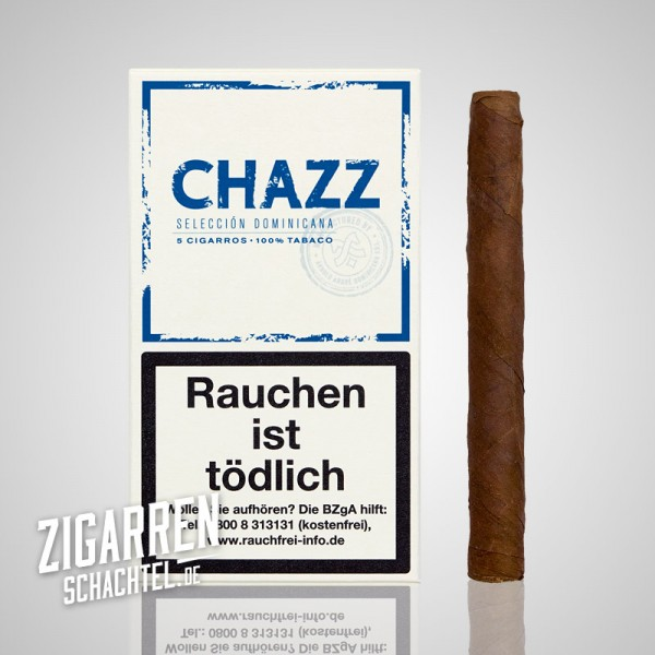 Chazz Cigarros 5er Packung