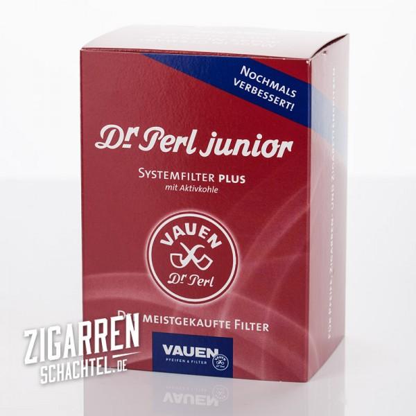 VAUEN Dr. Perl Junior Aktivkohlefilter Jumax 180 Stück