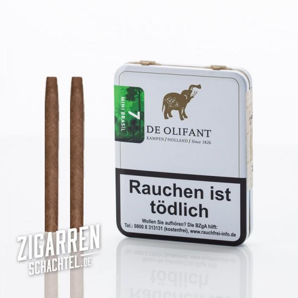 De Olifant Modern Mini Brasil Zigarillos