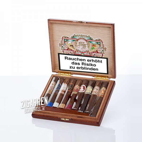 Don Pepin Garcia My Father's Day Zigarren Sampler