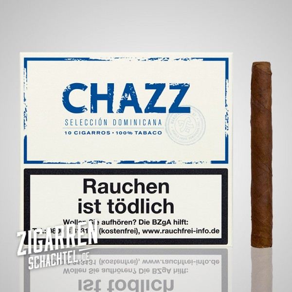 Chazz Cigarros 10er Packung