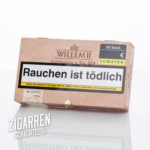 Willem II Fehlfarben Sumatra No. 429