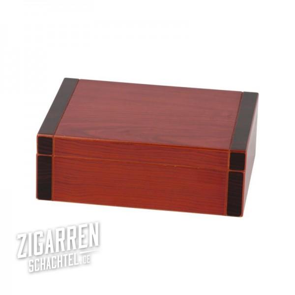 Humidor-Set Cherry 2-tone für 25 Zigarren