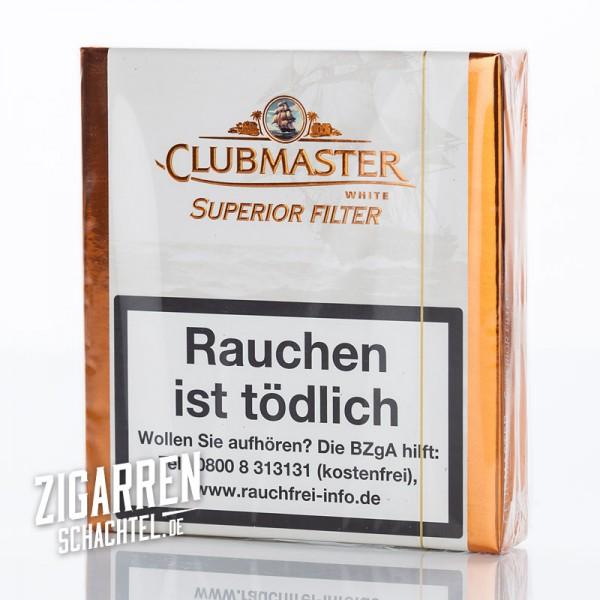 Clubmaster Superior Filter White