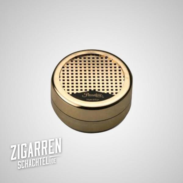 Passatore Befeuchter gold für 25-50 Zigarren