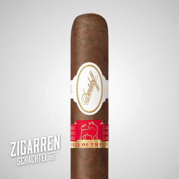 Davidoff Year of the Ox Limited Edition 2021