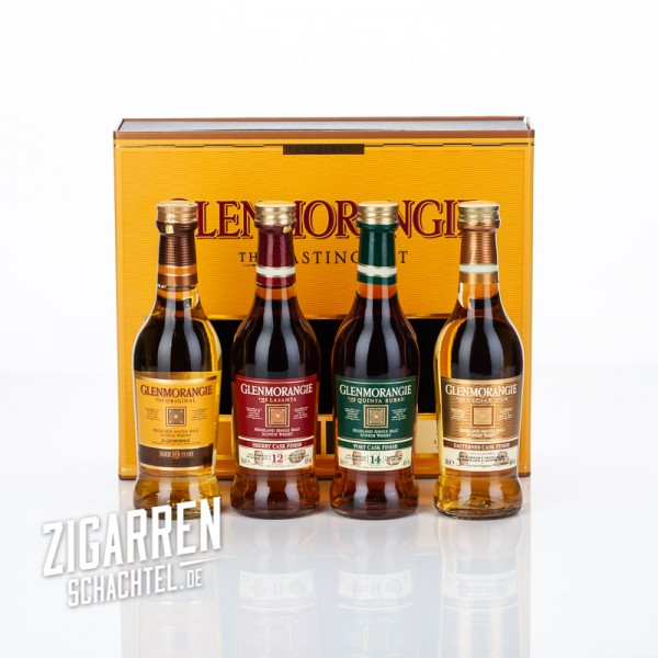 Glenmorangie Whisky Pioneering Collection