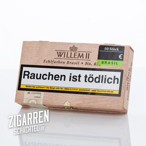Willem II Fehlfarben Brasil No. 430