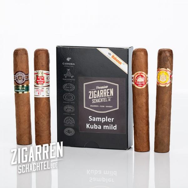 Sampler Kuba mild