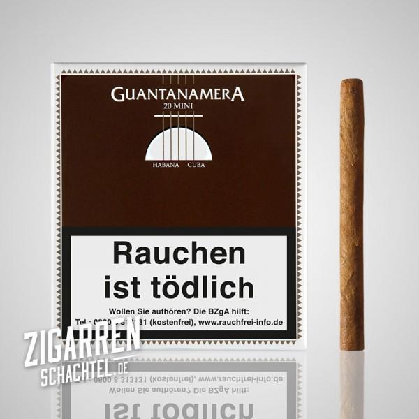 Guantanamera Mini 20er Packung (3% Kistenrabatt)