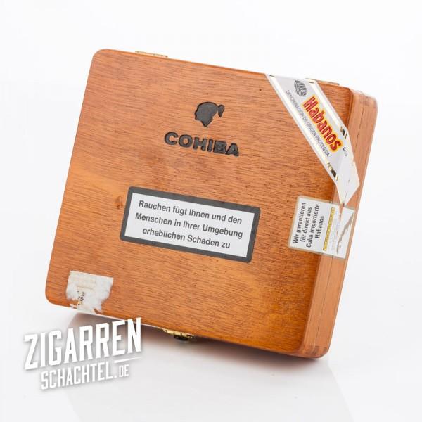 Cohiba Panetelas 10er Zigarrenkiste - leer
