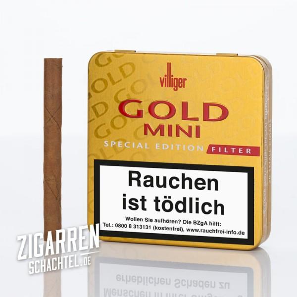 Villiger Gold Mini Special Edition Filter