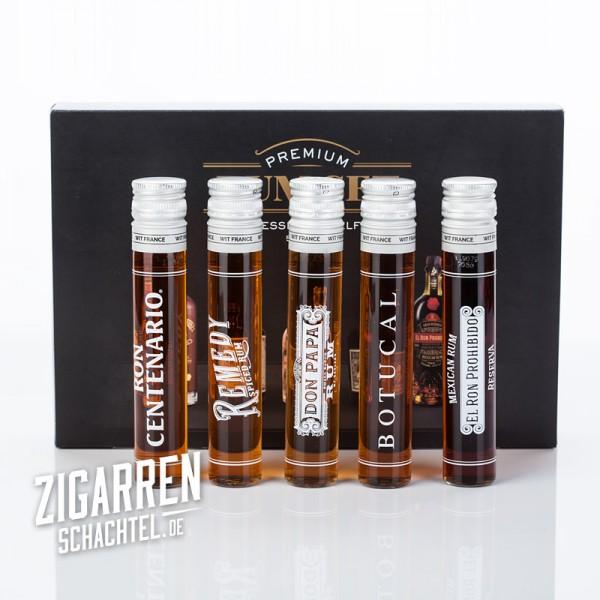Premium Rum Set
