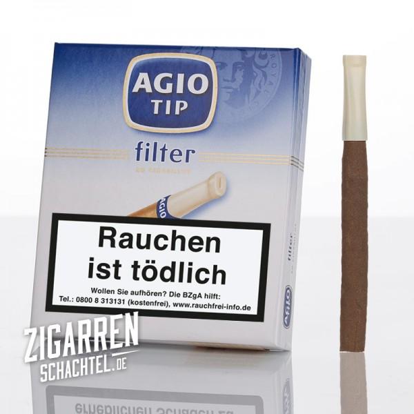 Agio Filter Tip Blau 20er Packung