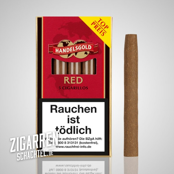 Handelsgold Red (ehemals Sweets Red)